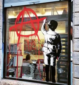 street art avenue - mosaic - goin - lyon 2016