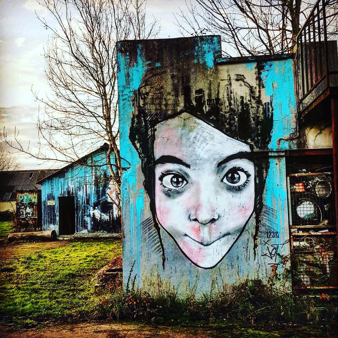 jef - street art - transformateur - redon