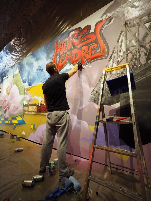 zermi fugs - hors cadre - street art avenue - vannes