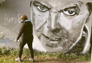 lanfrey - street art avenue - mosaic - vannes