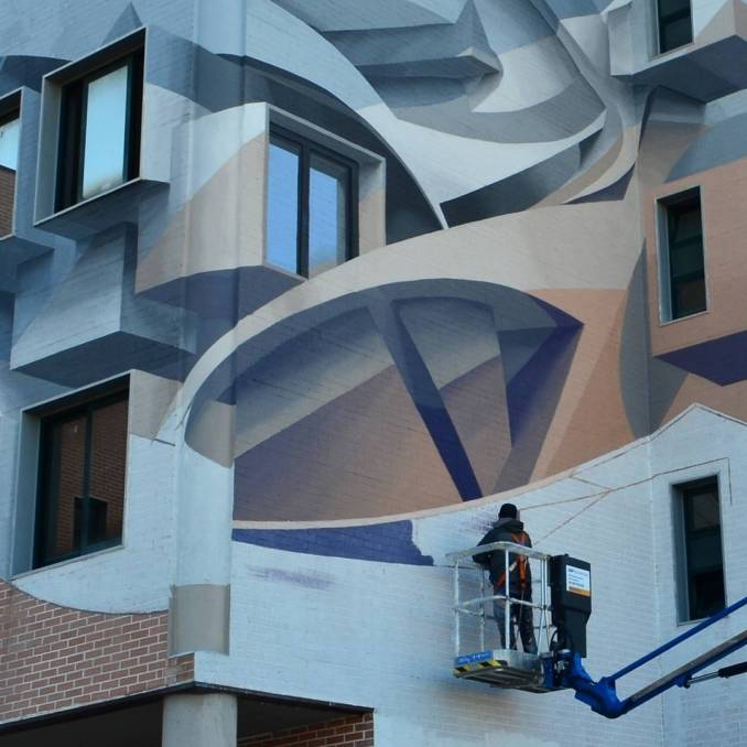 peeta - street art - agropoli - italie - a.DNA collective