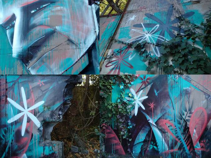 mika - michael husser - street art - wild win - bordeaux