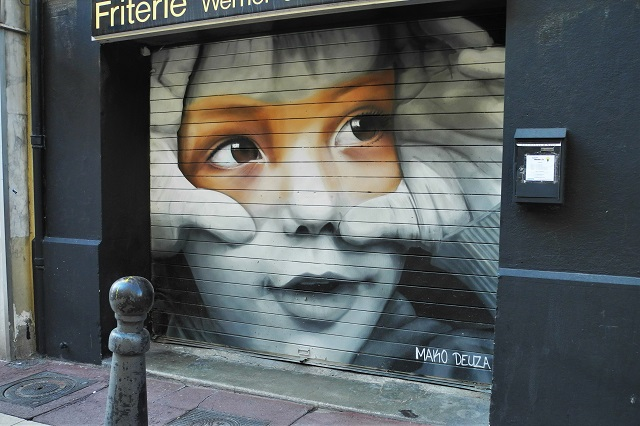 mako deuza - street art - marseille