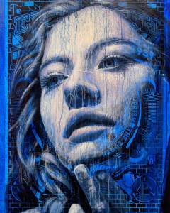 street art avenue - mosaic - rone - urban nation - berlin