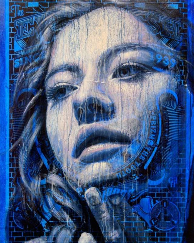 street art avenue - mosaic - rone - urban nation - berlin