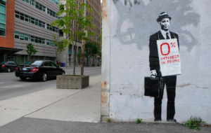 banksy - street art - graffiti - toronto