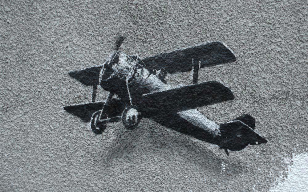 banksy - street art - graffiti - liverpool