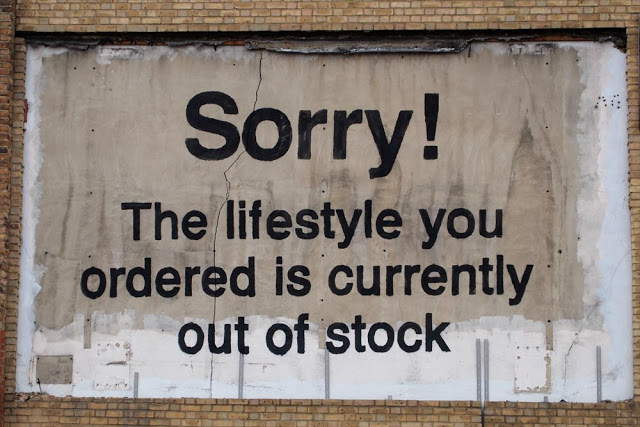 banksy - street art - graffiti - londres