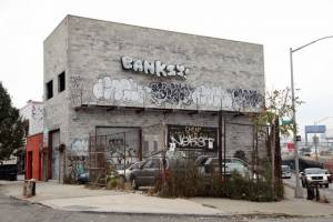 banksy - street art - graffiti - new york