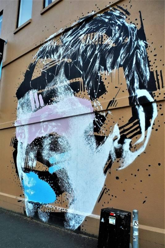askew one - street art - nelson