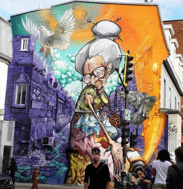 a'shop - street art - montréal -canada