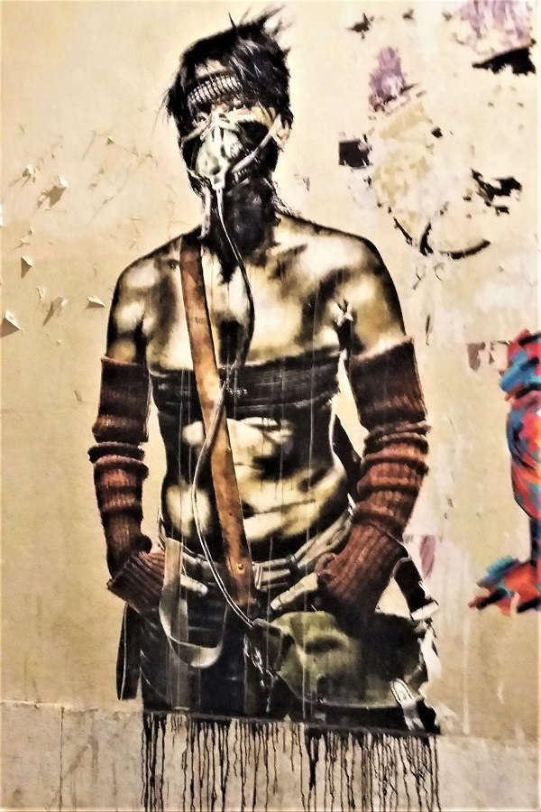 eddie colla - street art - marseille - france