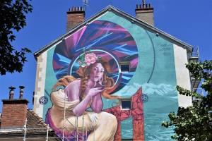 a'shop - street art - grenoble - france