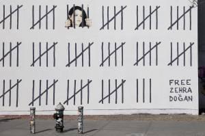 banksy - street art - graffiti - zehra dogan - new-york
