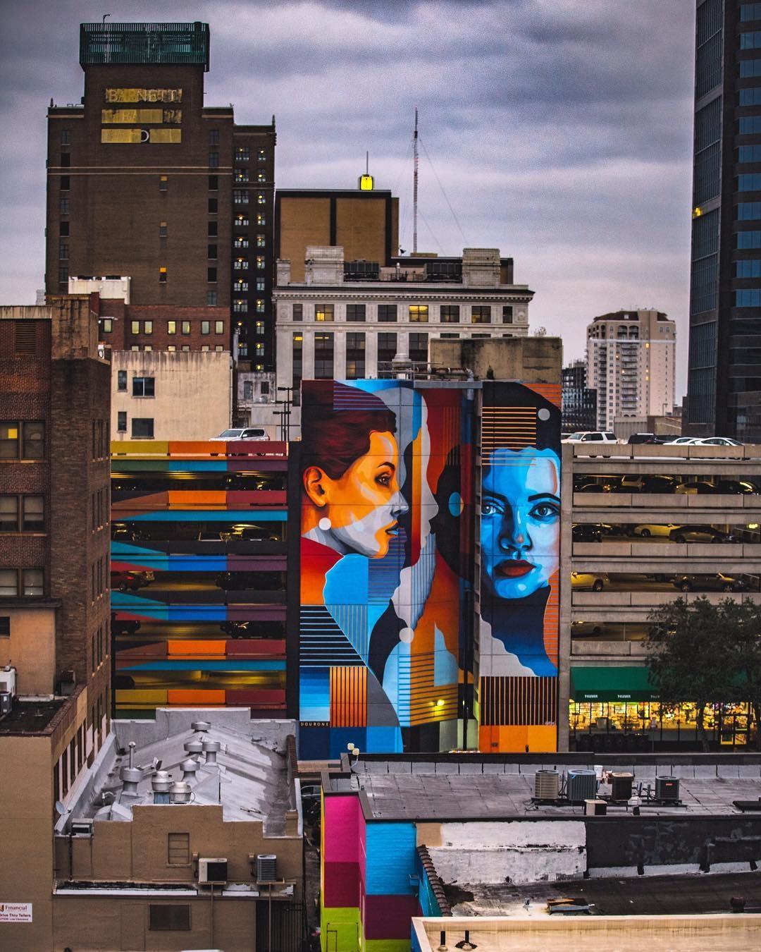 dourone - street art - jacksonville