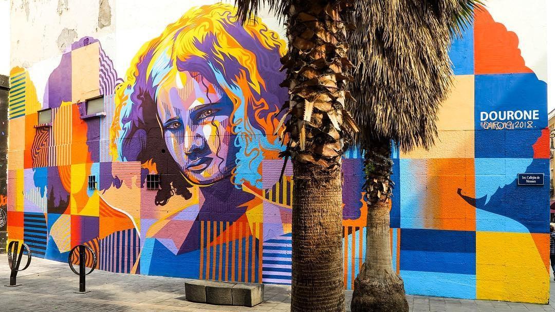 dourone - street art - mexico