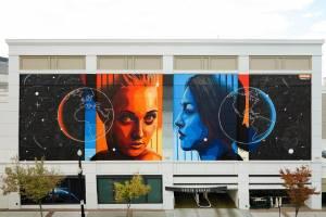 dourone - street art - salt lake city - usa