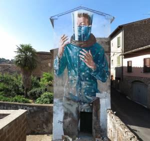 fintan magee - street art - acquapendente - italie