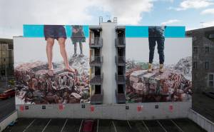 fintan magee - street art - aberdeen - ecosse