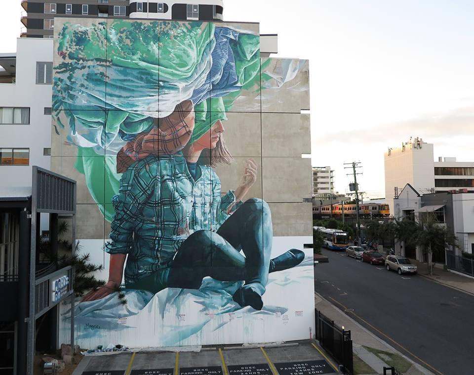 fintan magee - street art - brisbane - australie