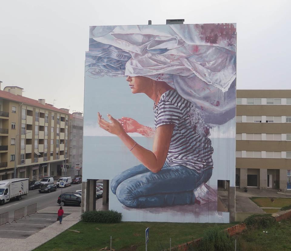 fintan magee - street art - estarreja - portugal