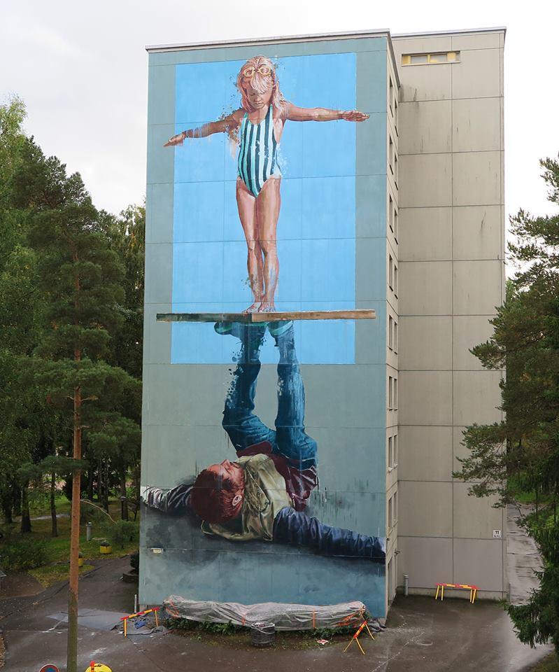 fintan magee - street art - helsinki finland