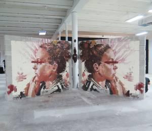 fintan magee - street art - miami