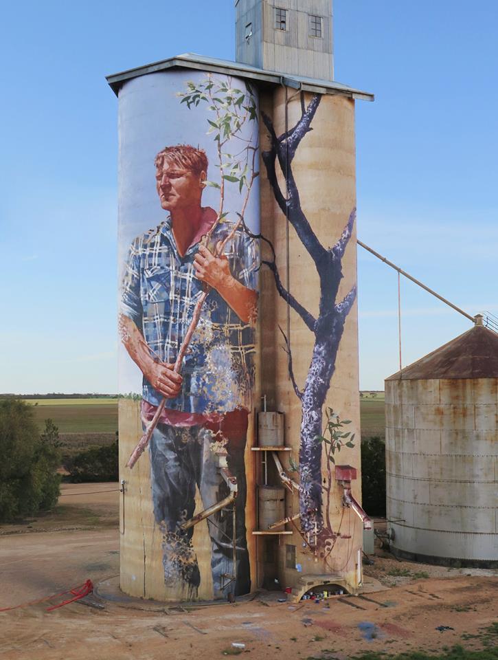 fintan magee - street art - patchewollock - australie