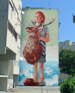 fintan magee - street art - rome - italie