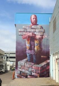fintan magee - street art - tauranga - new zeland