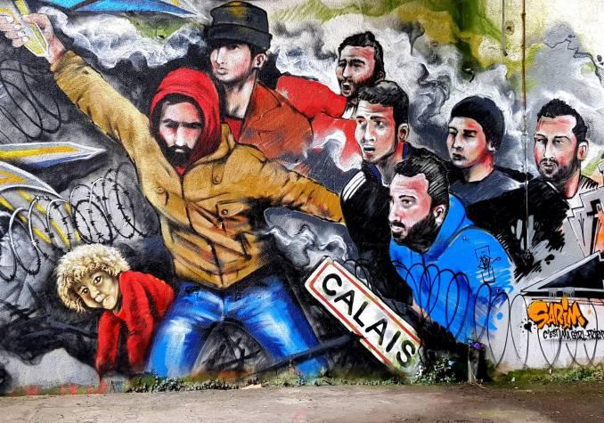 jef - ezra - kaz - acer - ackwa - fresque - street art - graffiti - urbex - lorient