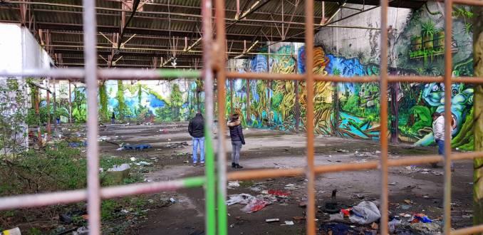 kaz - ezra - street art - graffiti - lorient - morbihan - bretagne