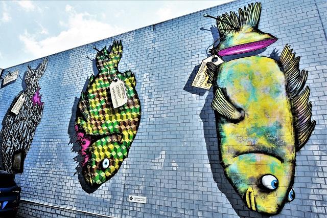 bmd - street art - taupo
