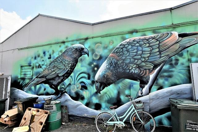 jeremy shirley - street art - taupo