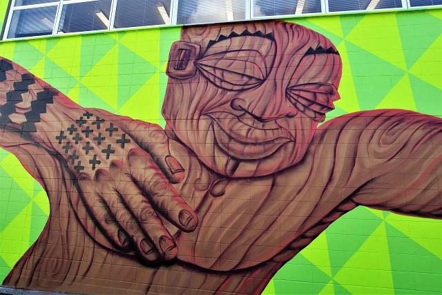 tane - street art - taupo