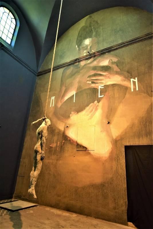 axel void - leo - street art - marseille