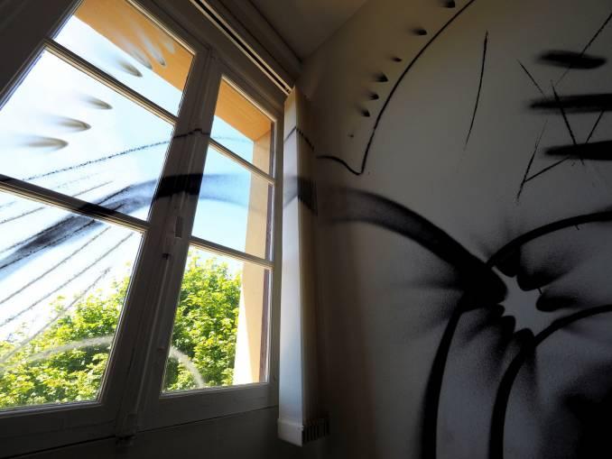 mika - street art avenue - dedale - free zone - level2 - vannes