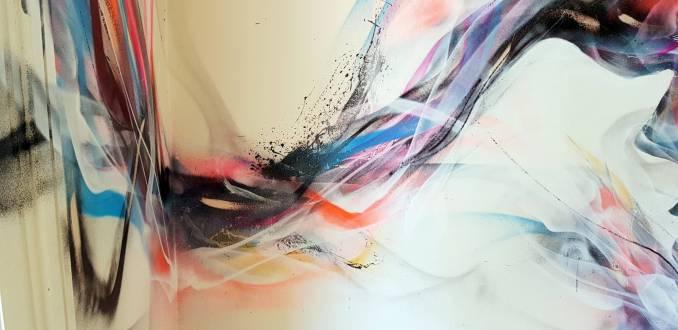 l7matrix - L7m - guépard - street art avenue - dedale - vannes