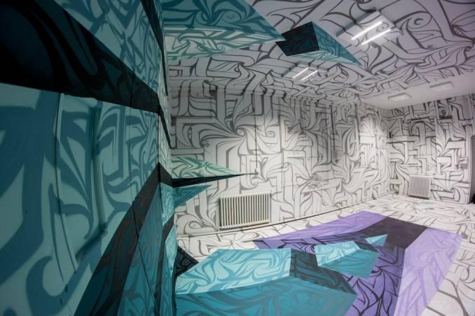 astro - dedale - street art avenue - vannes