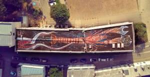 heol - street art avenue - dedale - vannes