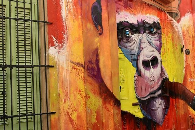 noe two - street art - la havane