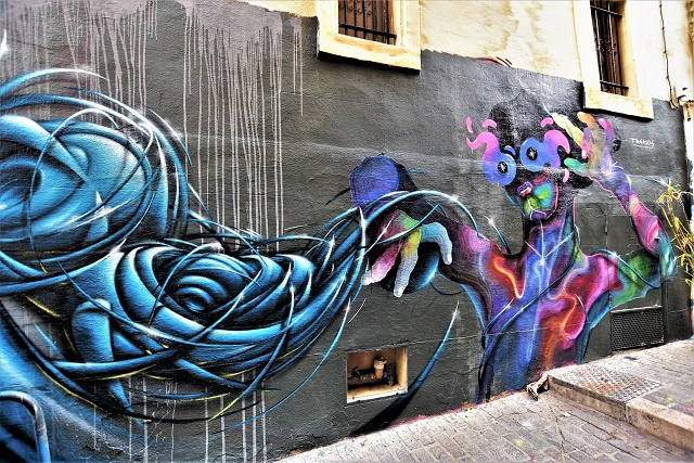 tremos - street art - marseille