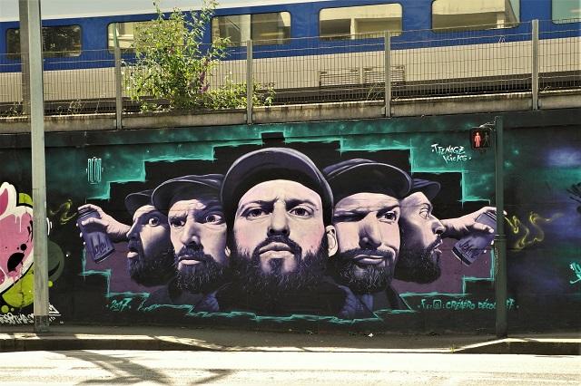 aero - street art - rennes