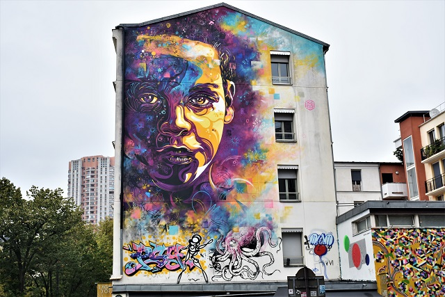 c215 - street art - paris