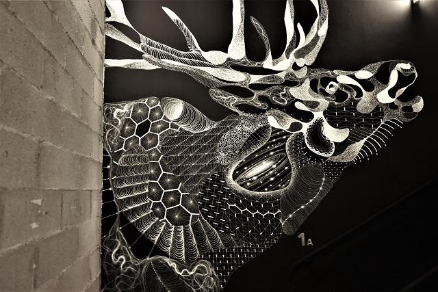 philippe baudelocque - street art - paris