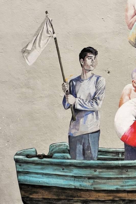 agrume - street art -marseille