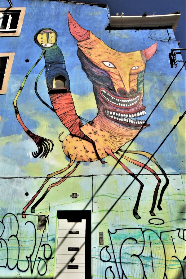 bault - street art - sete - france