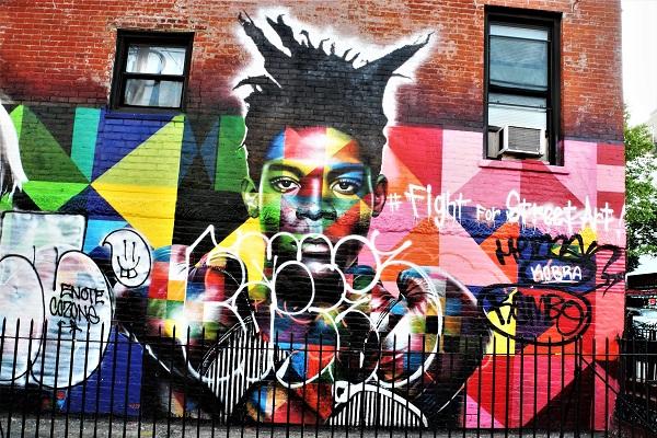 eduardo kobra - street art - new york