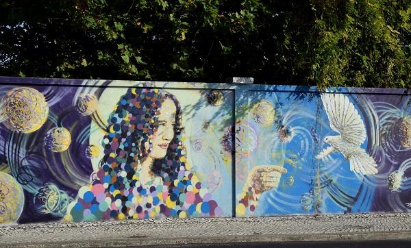jimmy c - street art - lisbonne