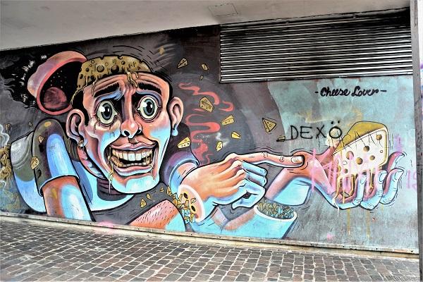 nychos - street art - vitry